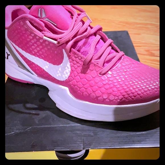 Shoes | Kobe Breast Cancer Awareness